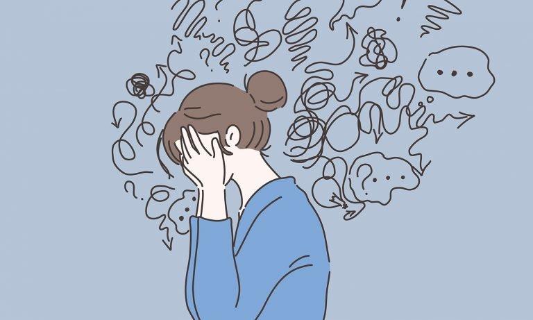 crise de ansiedade